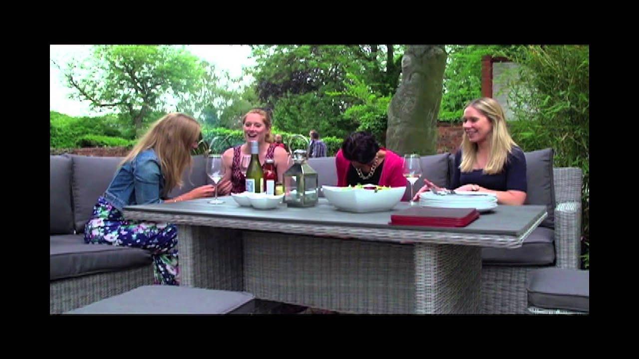 Salon De Jardin Palma Kettler | Jardin-En-Terrasse - intérieur Table De Jardin Kettler