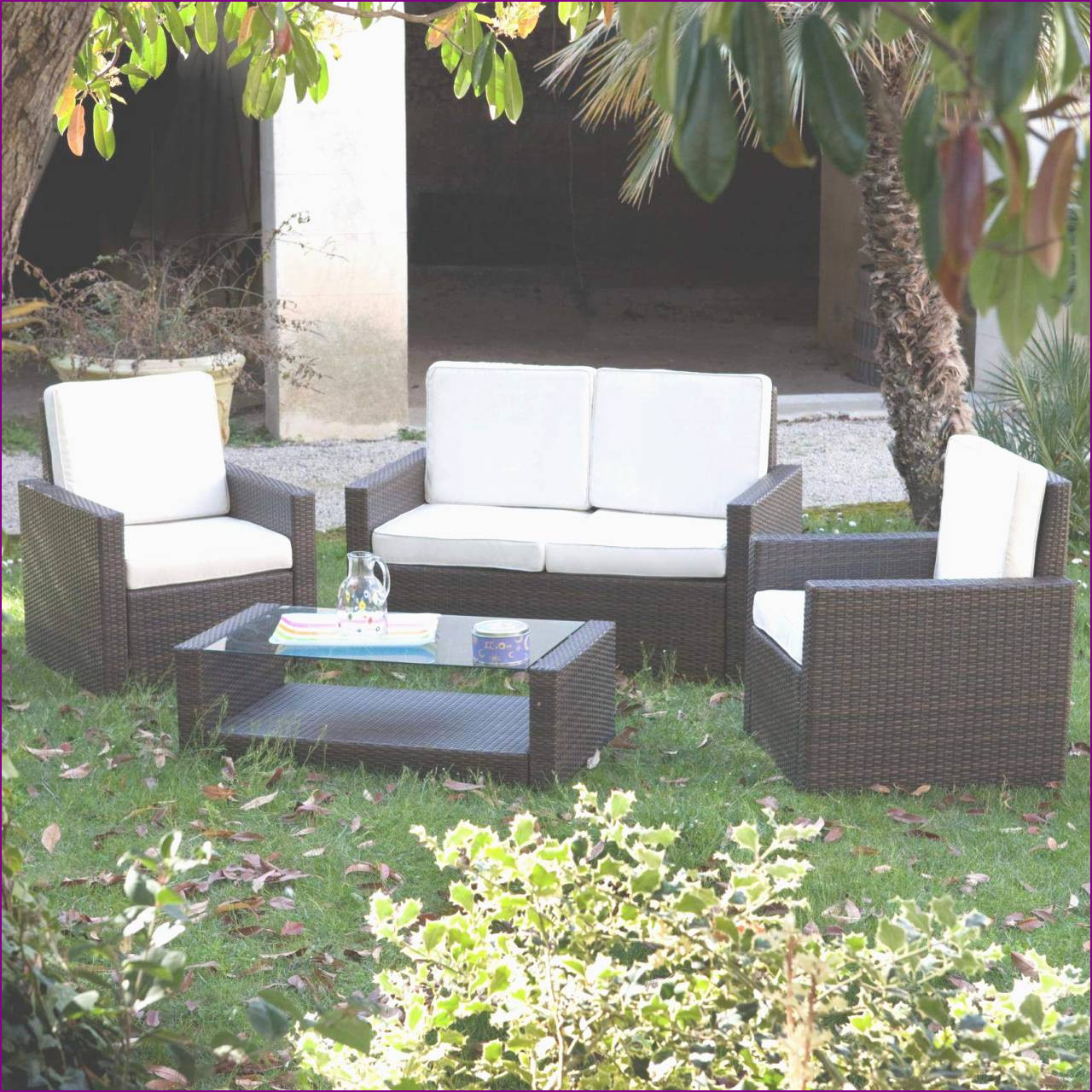 Salon De Jardin Pas Cher Leclerc - The Best Undercut Ponytail destiné Salon De Jardin Plastique Pas Cher