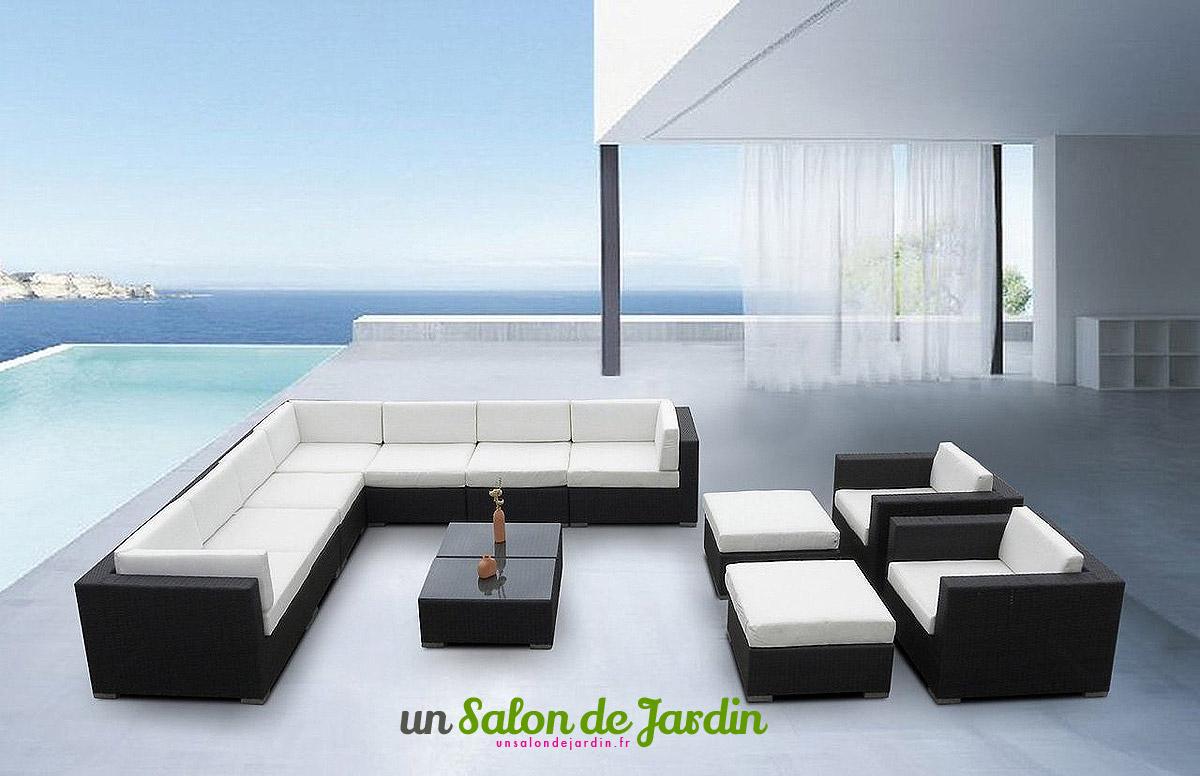 Salon De Jardin Résine Tressée Leroy Merlin - concernant Salon De Jardin Fer Forgé Leroy Merlin