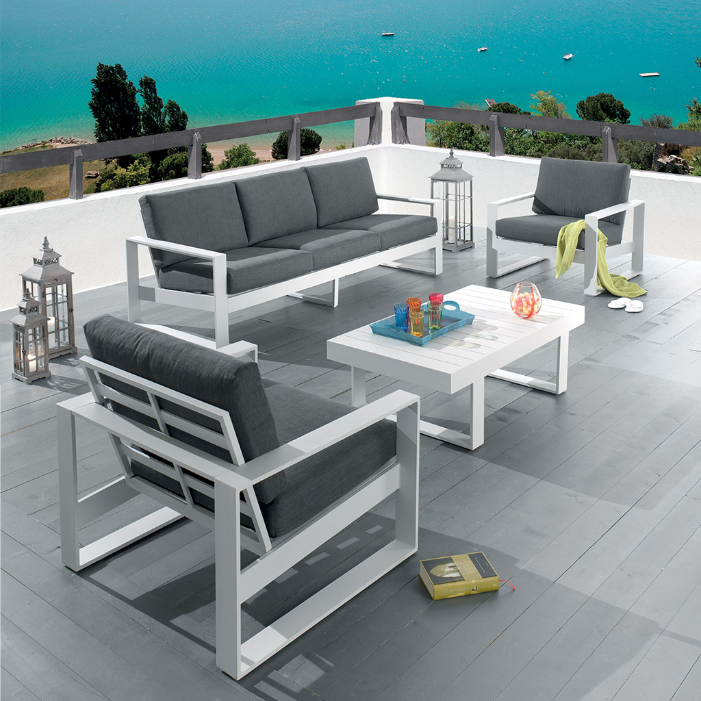 Salon De Jardin Scandinave - The Best Undercut Ponytail concernant Salon De Jardin Aluminium Blanc