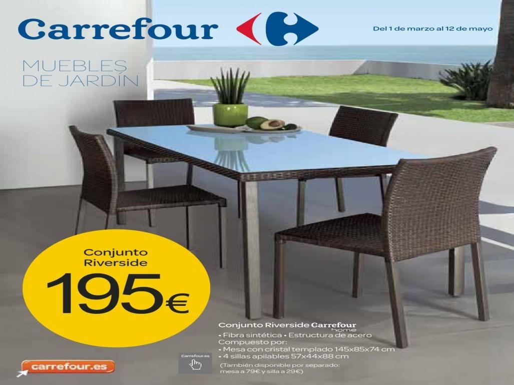 Salon Jardin Carrefour Des Idées - Idees Conception Jardin pour Salon De Jardin Carrefour Home