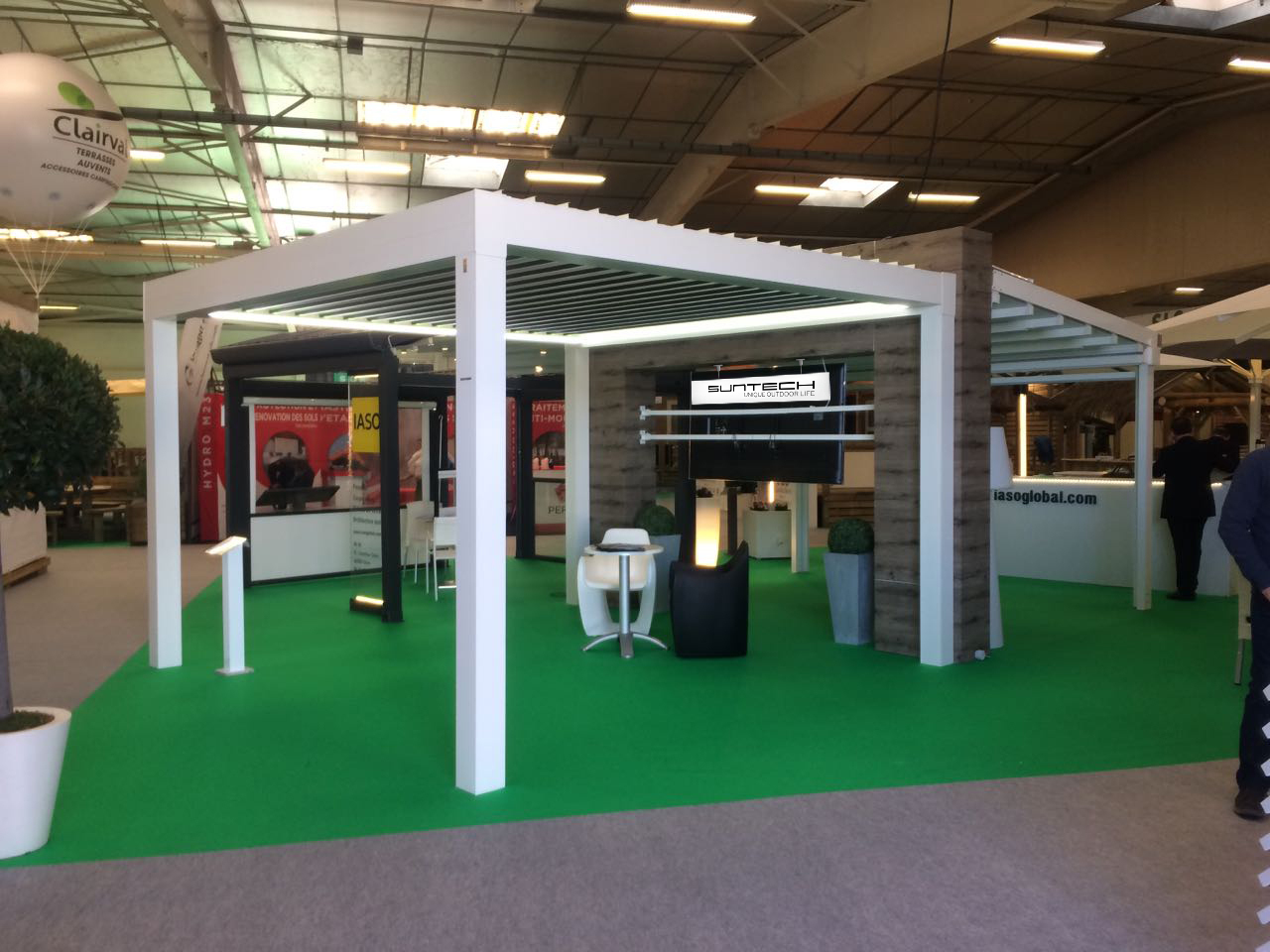 Salon Sett France Show | Albayrak En encequiconcerne Salon De Jardin Montpellier