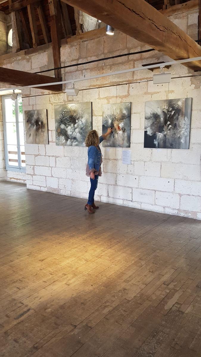 Sanatçı Haberleri Isabel Ollange pour Salon De Jardin Sophie