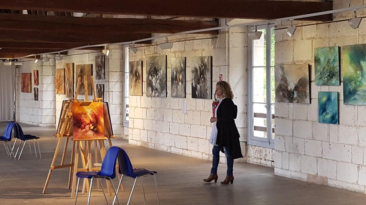 Sanatçı Haberleri Isabel Ollange serapportantà Salon De Jardin Sophie