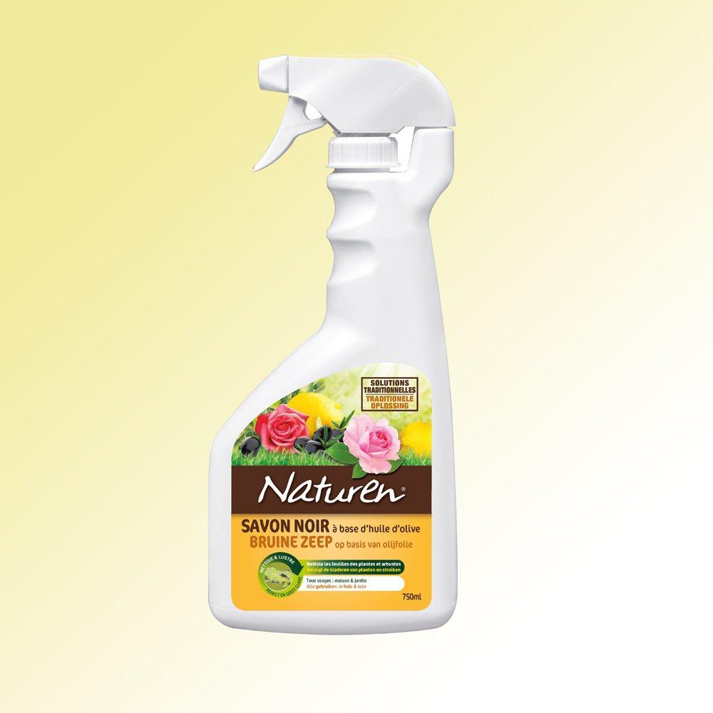Savon Noir A Base D'huile D'olive - Soins Naturels Au Jardin ... serapportantà Savon Noir Jardin