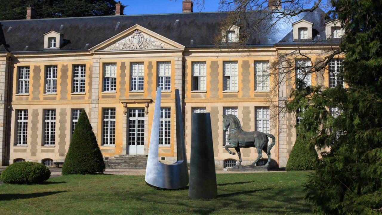 Sculpture Nature - Jardins Et Parcs De Sculptures, Art À ... concernant Sculpture Moderne Pour Jardin