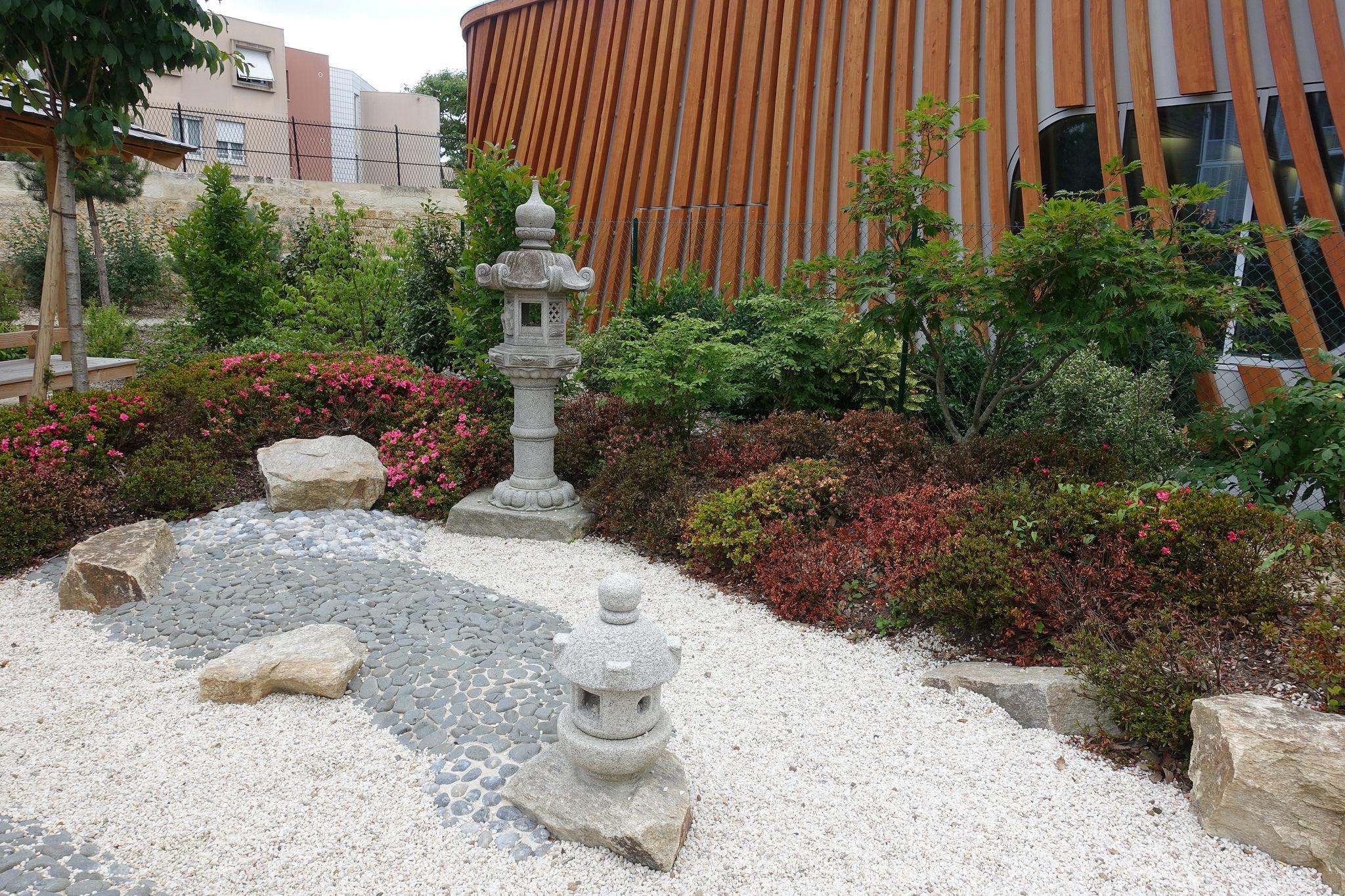 Se Composer Un Jardin Japonais À La Maison destiné Creer Un Petit Jardin Zen