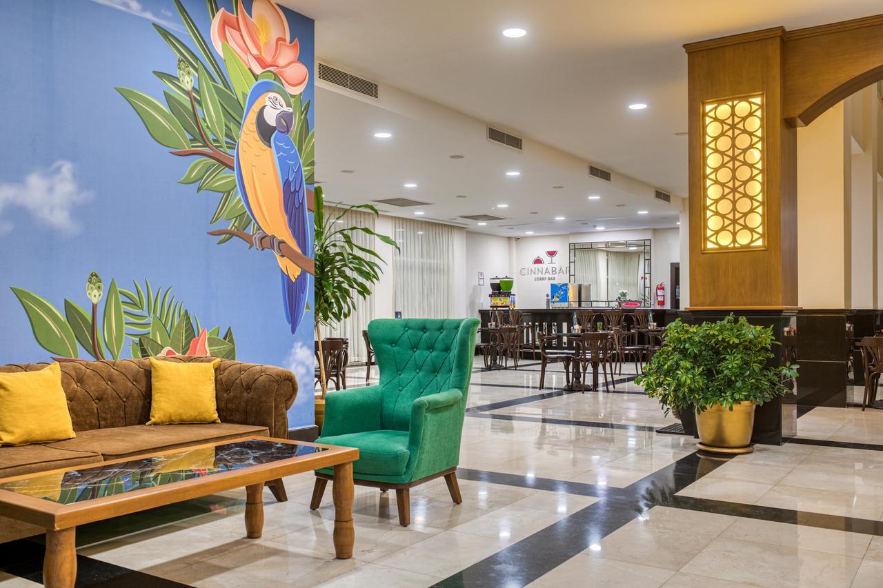 Sealife Buket Resort & Beach Hotel, Okurcalar, Turkey ... concernant Delimitation Jardin