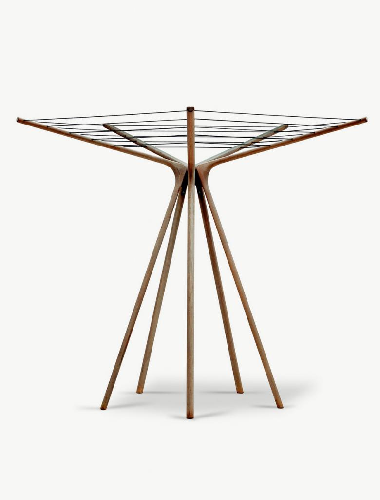 Séchoir Design Spider Web Par Triptrap   Etendoir Linge ... pour Sechoir Jardin