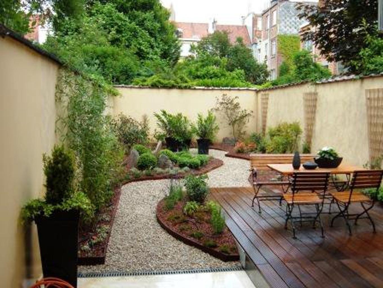 Secrets D'aménagement De Petit Jardin - Le Blog D'i Love ... destiné Aménagement De Petit Jardin