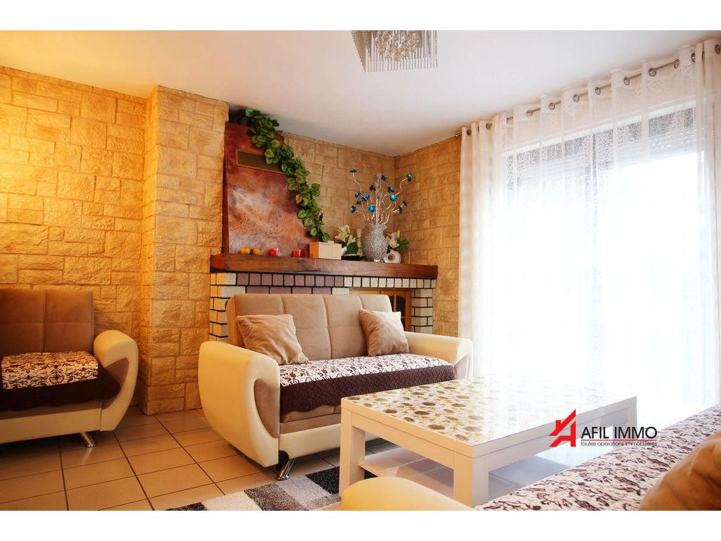 Semi-Detached House 3 Rooms For Sale In Esch-Sur-Alzette ... intérieur Abri De Jardin 6M2