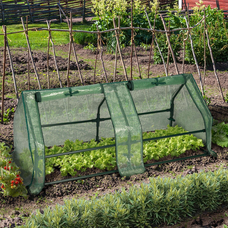 Serre Chassis De Jardin Spéciale Forçage L.120 Cm Idmarket concernant Chassis De Jardin