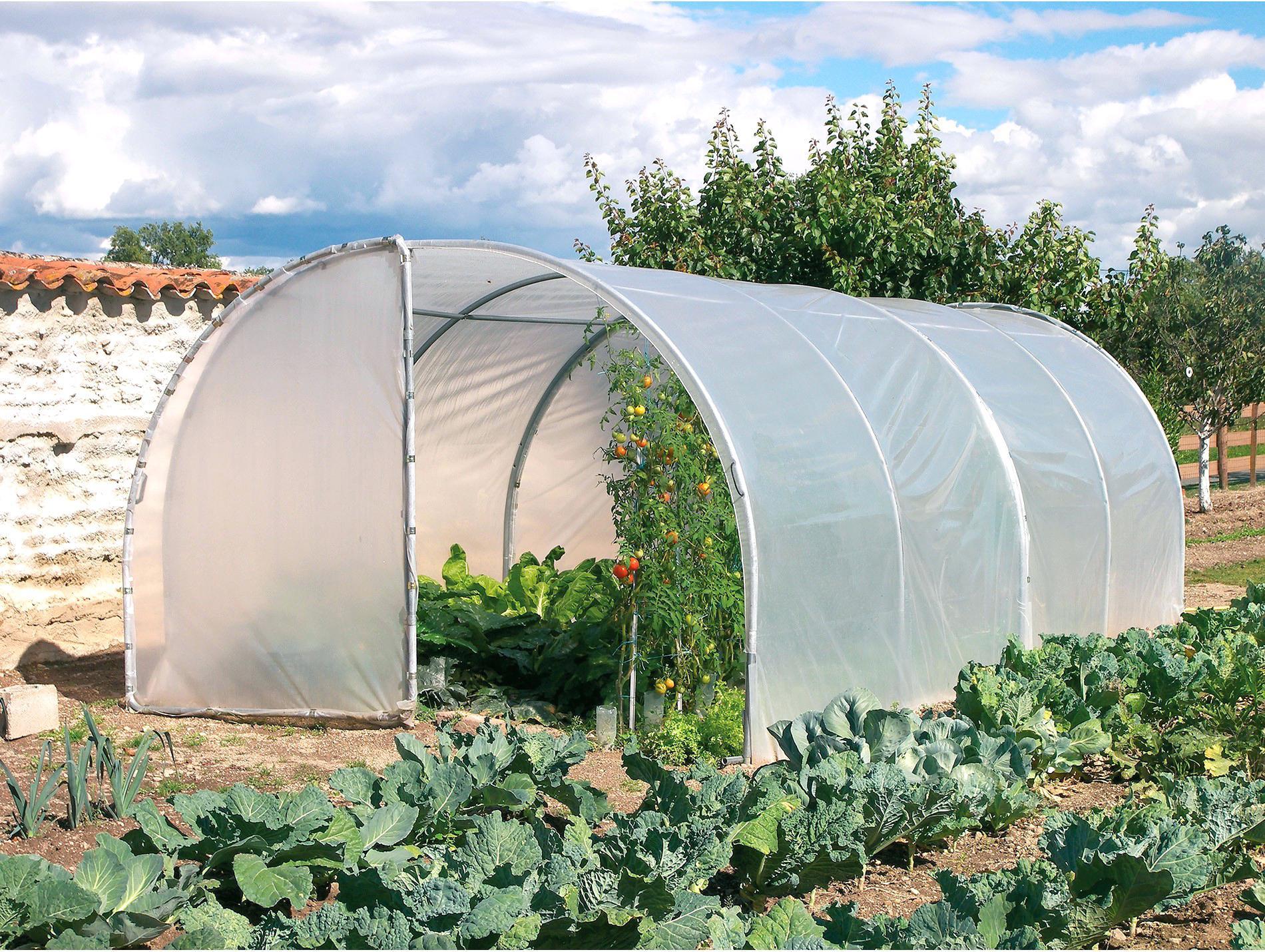 Serre De Jardin 3X6 - Veranda Et Abri Jardin concernant Serre De Jardin Occasion