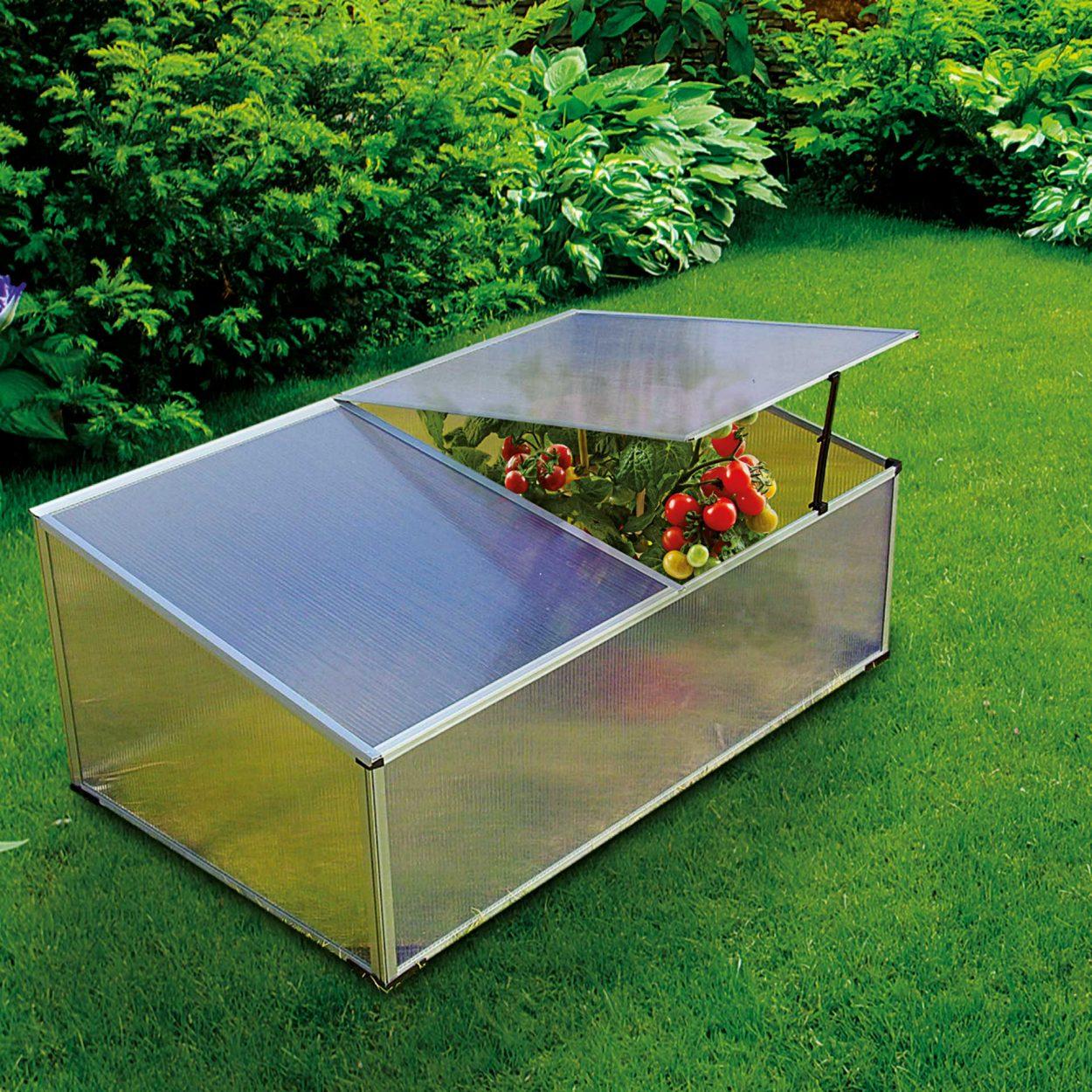 Serre De Jardin À Bas Prix Chez Aldi pour Fonctionnement D Une Serre De Jardin