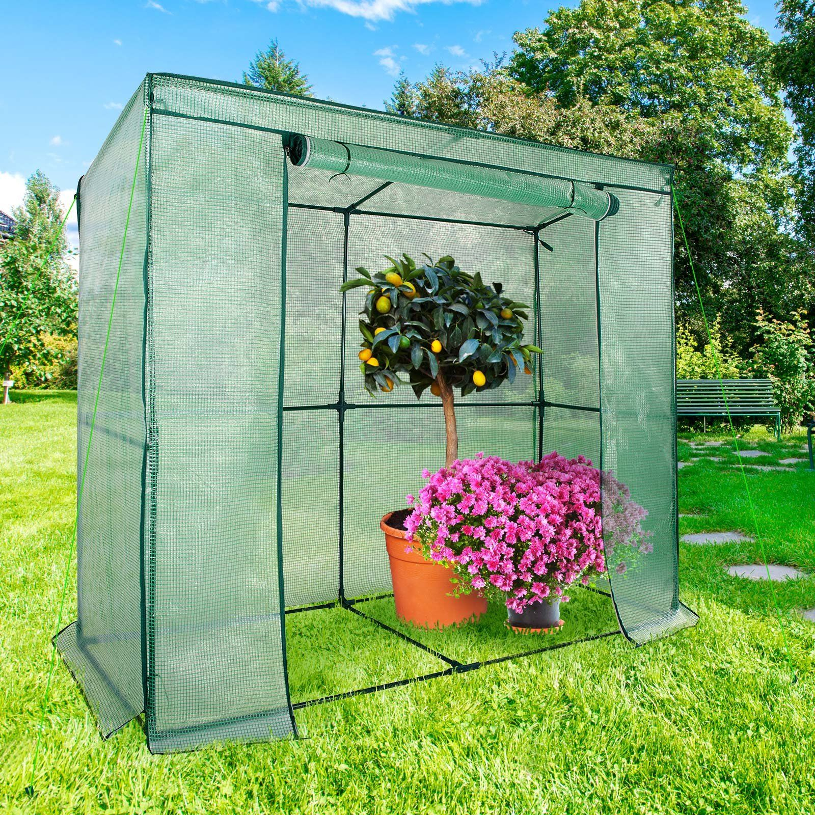 Serre De Jardin Casa Pura® Botanika | Pour Tomates Et Autres ... à Serre De Jardin Amazon
