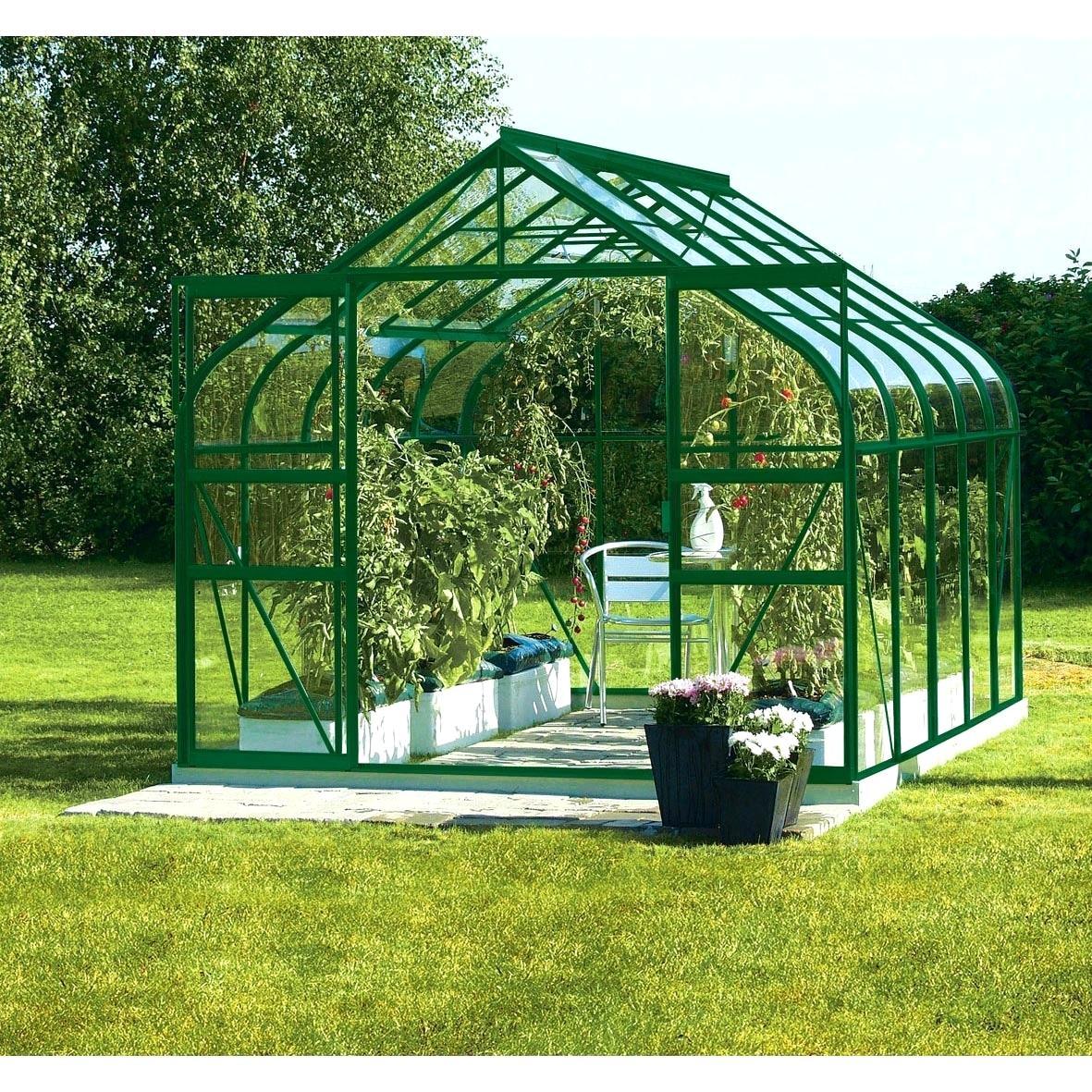 Serre De Jardin Chauffante - Veranda Et Abri Jardin pour Leroy Merlin Serre De Jardin