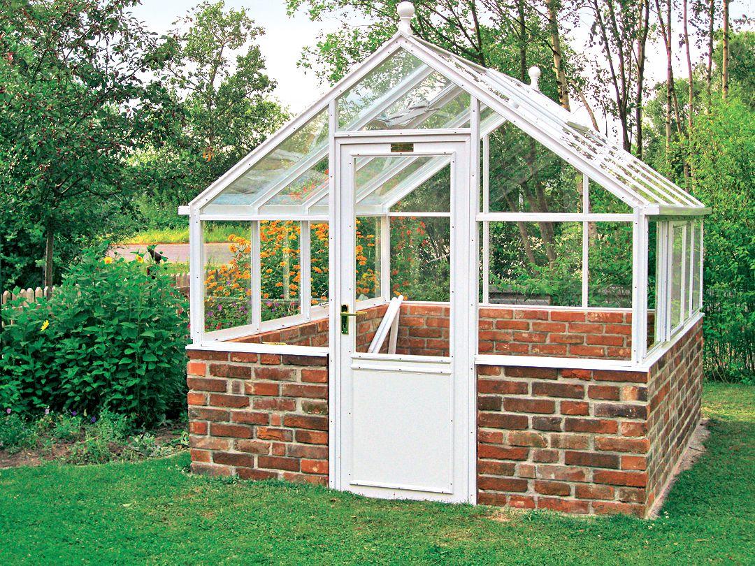 Serre De Jardin : Comment Fabriquer Une Serre De Jardin ... concernant Fabriquer Une Serre De Jardin