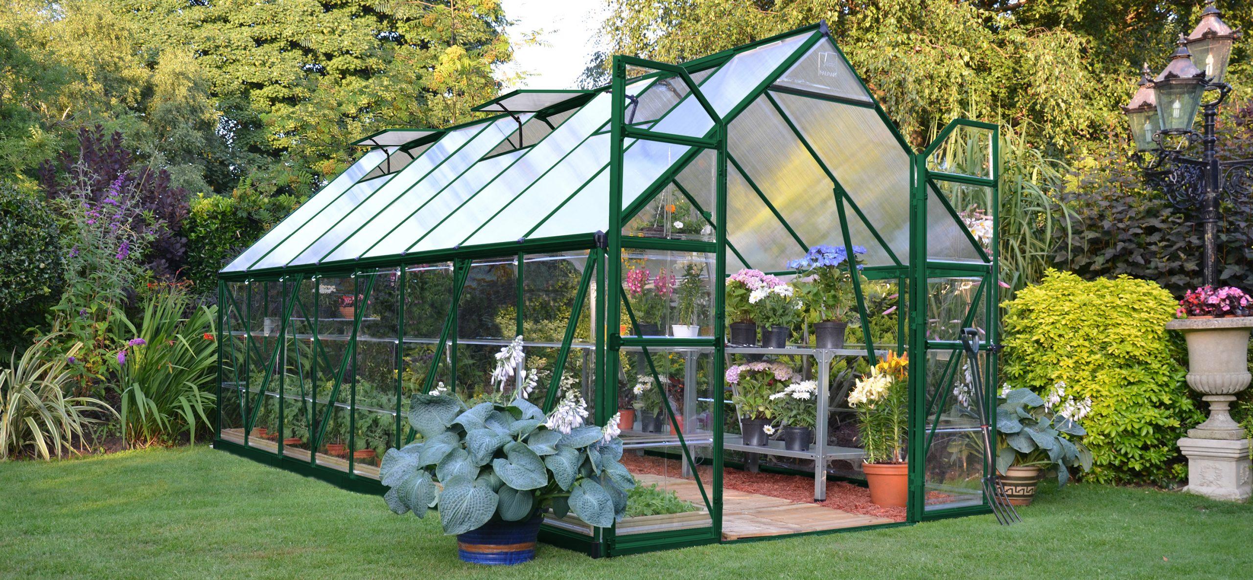 Serre De Jardin ⇒ S, Comparatif & Meilleur Serres Pour 2020 pour Serres De Jardin En Verre