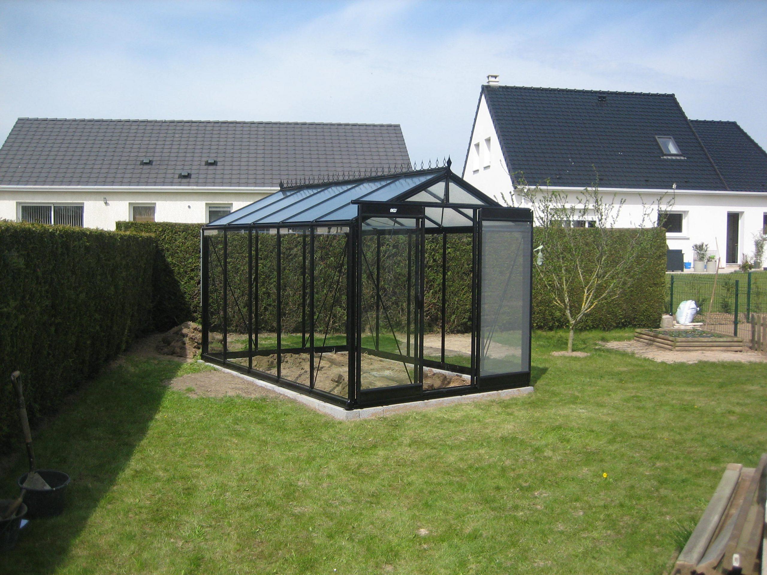 Serre De Jardin En Ligne - Matovert avec Promo Serre De Jardin En Verre