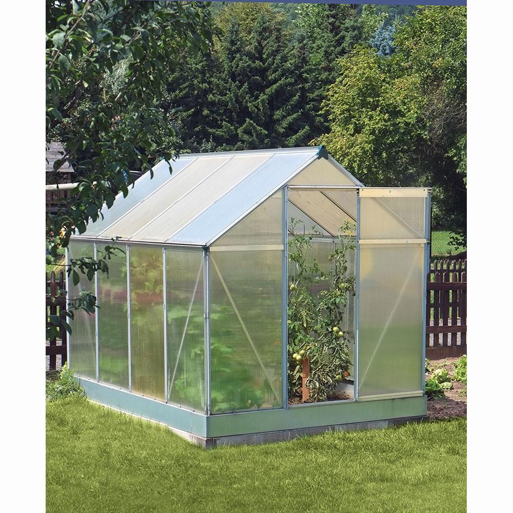 Serre De Jardin En Polycarbonate pour Petite Serre De Jardin Pas Cher