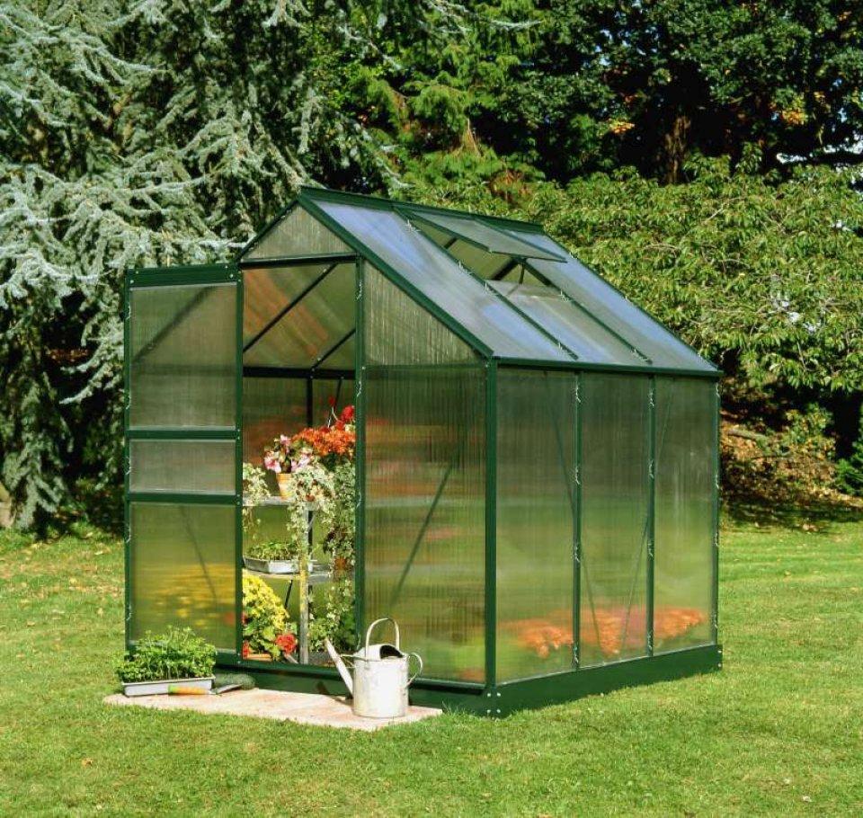 Serre De Jardin Pas Cher - Petite Surface 4M2 - Popular 66 dedans Serre De Jardin Polycarbonate Pas Cher