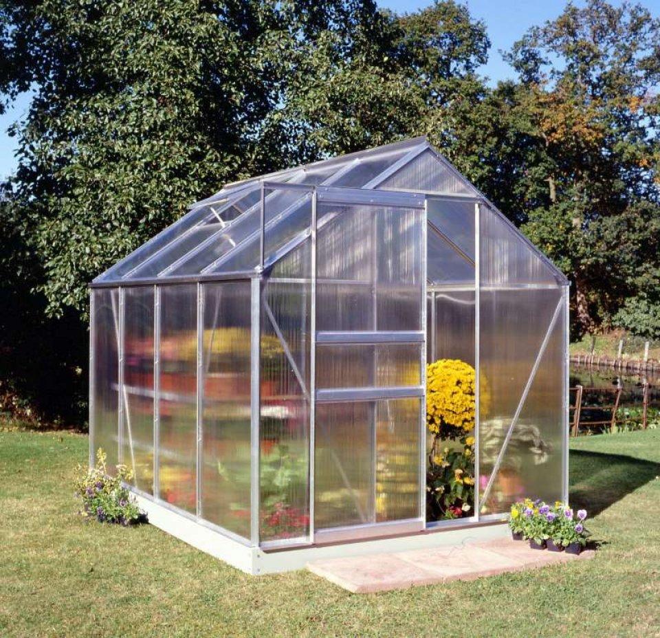 Serre De Jardin Pas Cher - Petite Surface 5M2 - Popular 86 encequiconcerne Petite Serre De Jardin Pas Cher