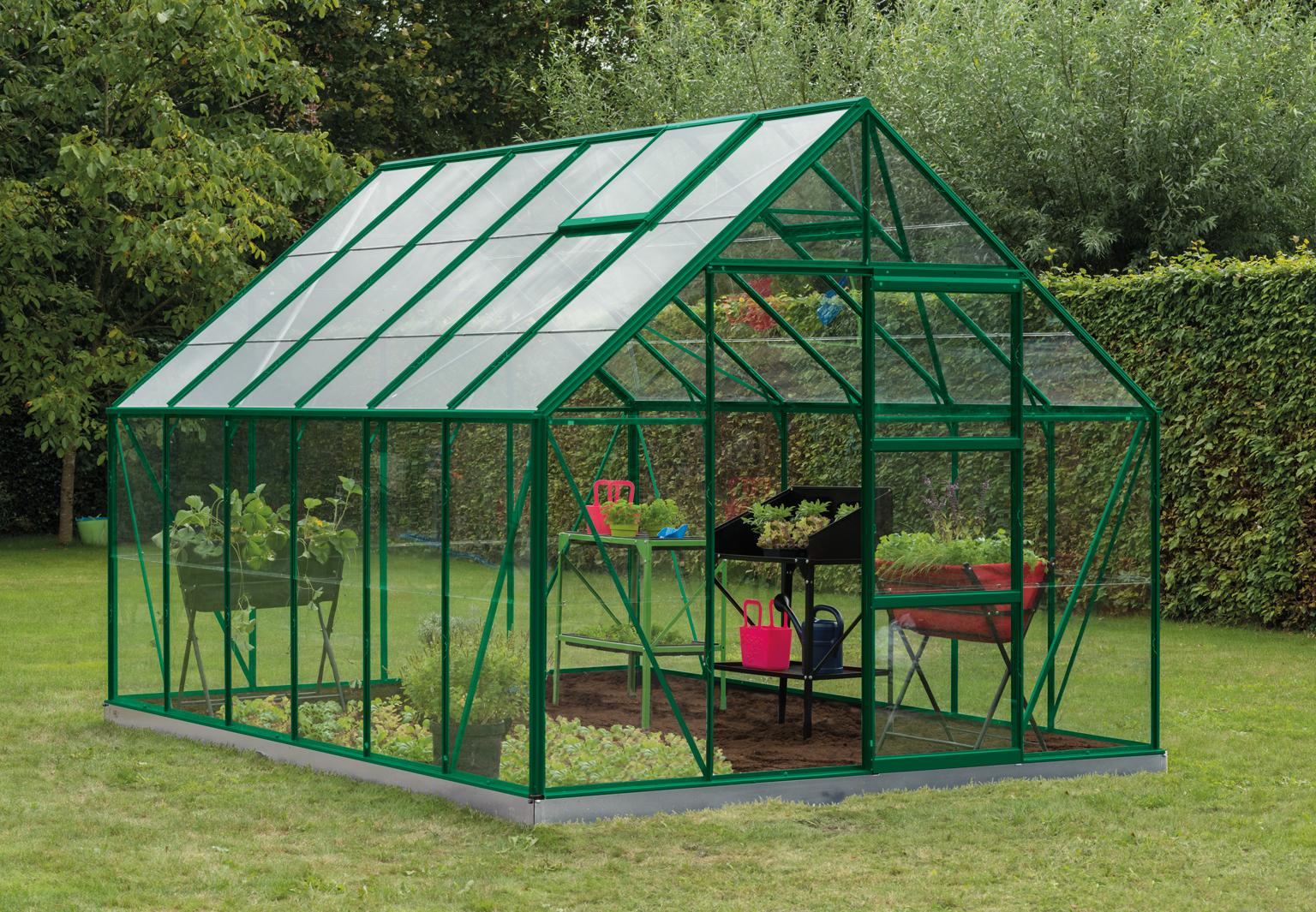 Serre De Jardin Petite, Pas Chère, De Balcon... Notre ... destiné Serre De Jardin Leroy Merlin