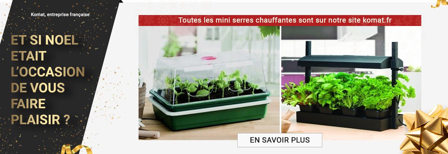 Serre De Jardin, Serre En Verre, Volière Aluminium   Komat pour Mini Serre De Jardin Pas Cher