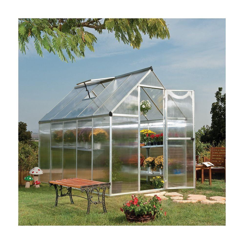 Serre D'occasion De Jardin - Veranda Et Abri Jardin destiné Serre De Jardin Occasion