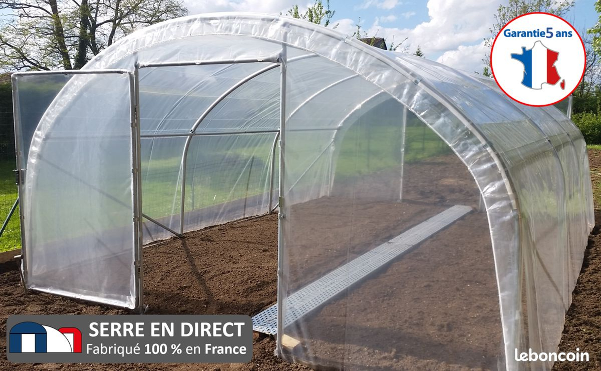 Serre En Direct - Pro Leboncoin concernant Le Bon Coin Serre De Jardin