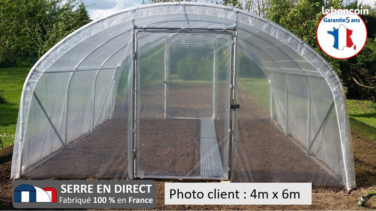 Serre En Direct - Pro Leboncoin encequiconcerne Le Bon Coin Serre De Jardin