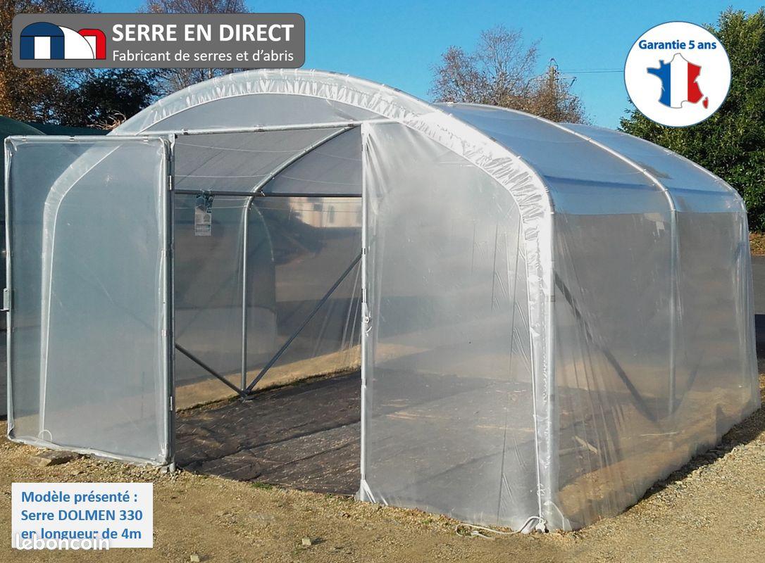 Serre En Direct - Pro Leboncoin intérieur Le Bon Coin Serre De Jardin