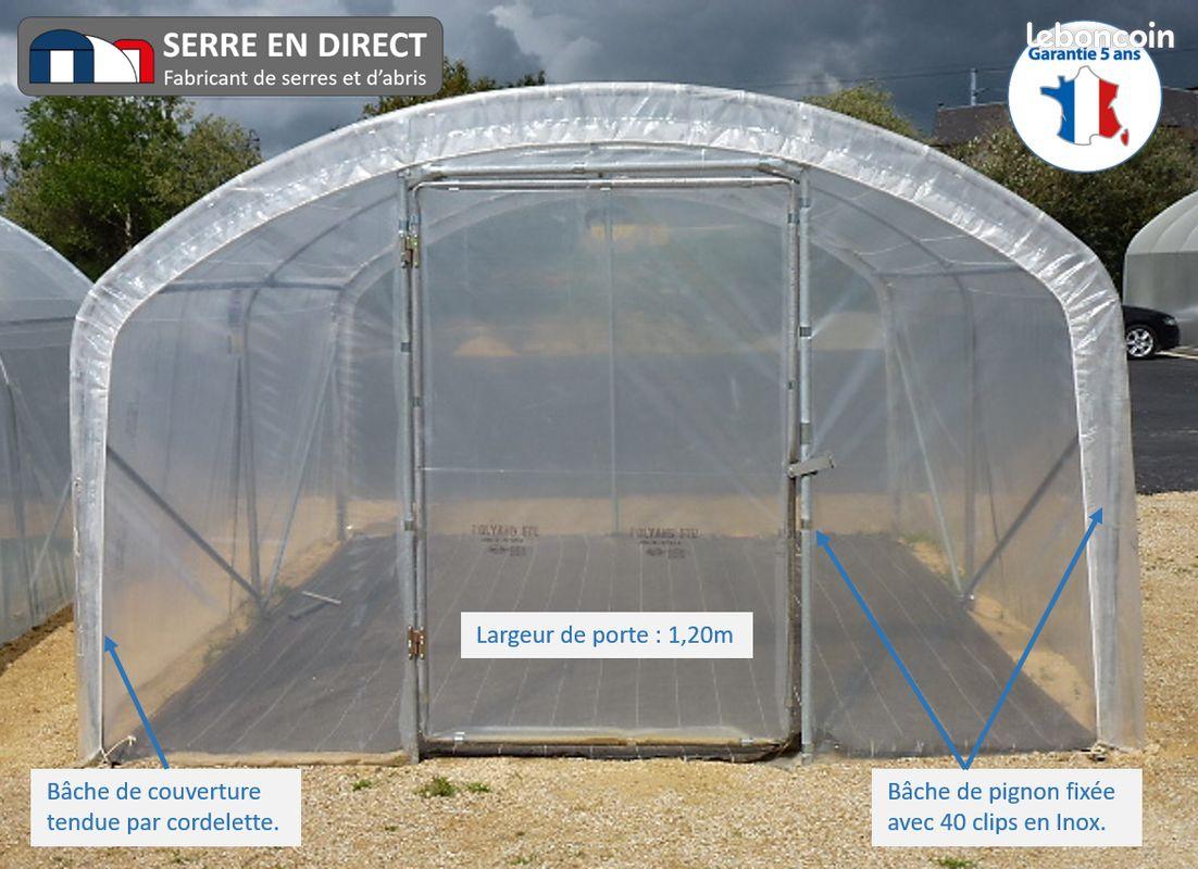 Serre En Direct - Pro Leboncoin serapportantà Le Bon Coin Serre De Jardin
