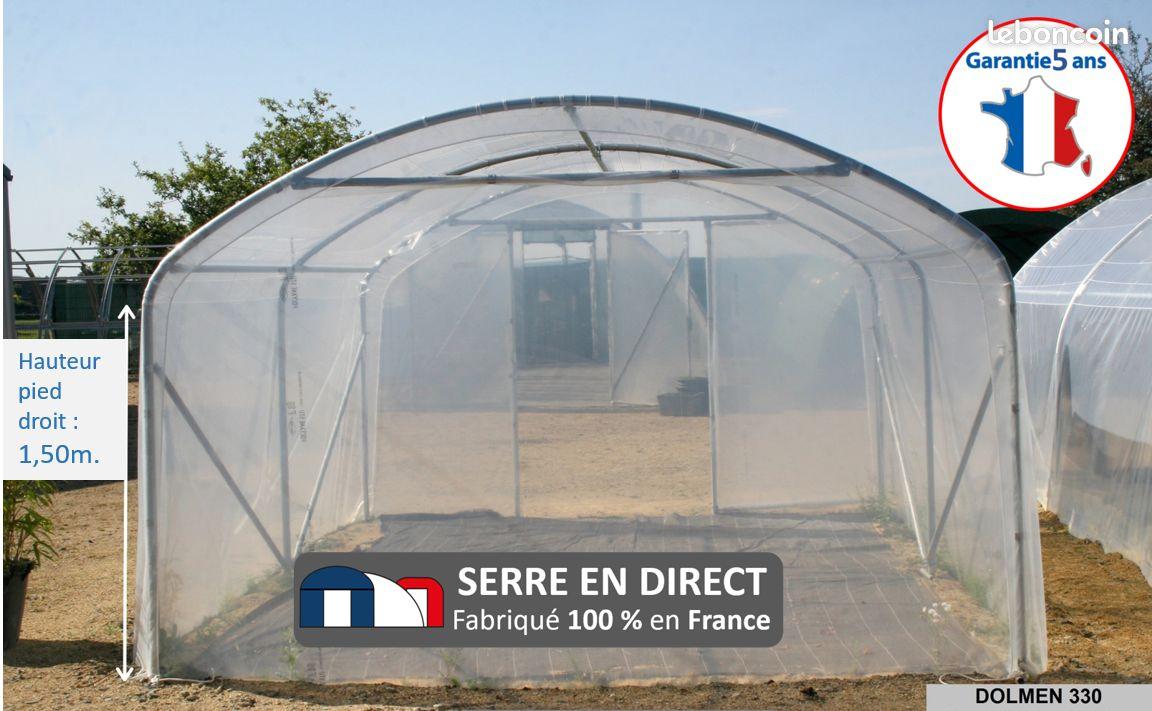 Serre En Direct - Pro Leboncoin tout Le Bon Coin Serre De Jardin