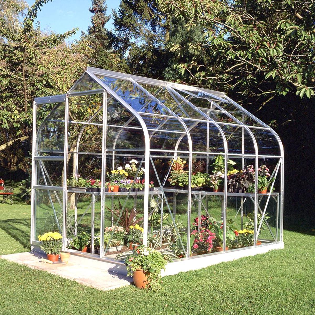 Serre Horticole Verre D'occasion serapportantà Serre De Jardin Occasion A Vendre