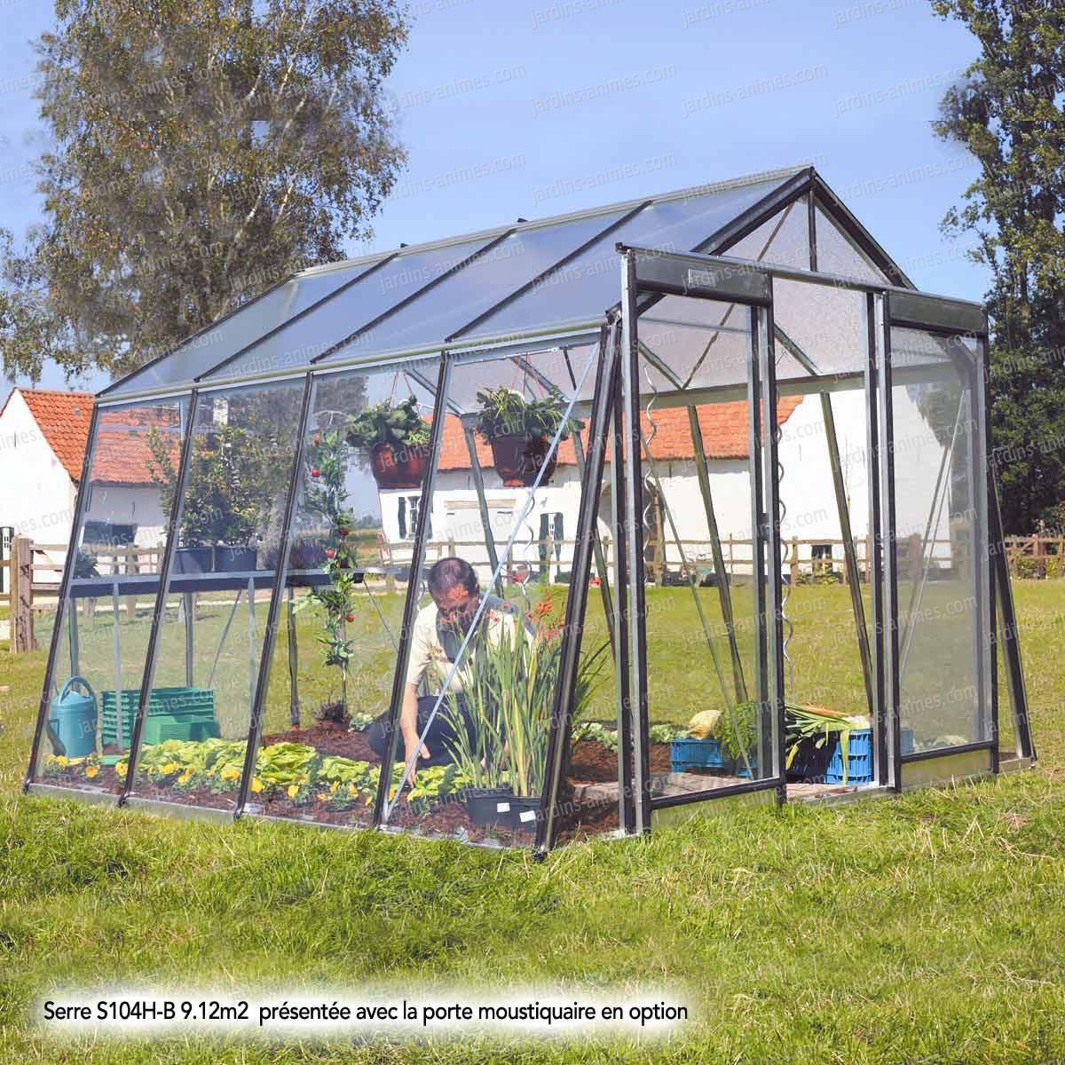 Serre Jardin destiné Serre De Jardin Leroy Merlin
