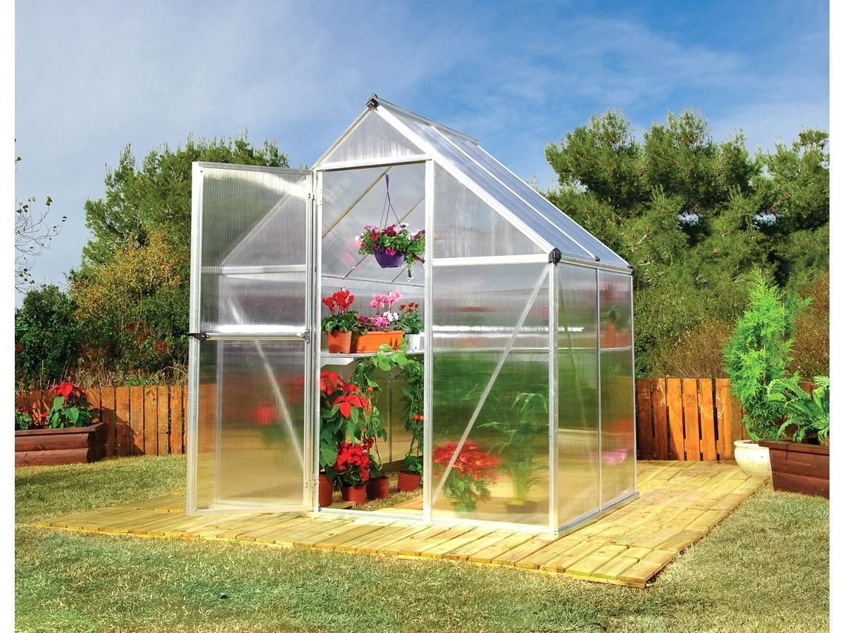Serre Polycarbonate Belgique - Veranda Et Abri Jardin dedans Serre De Jardin Occasion A Vendre