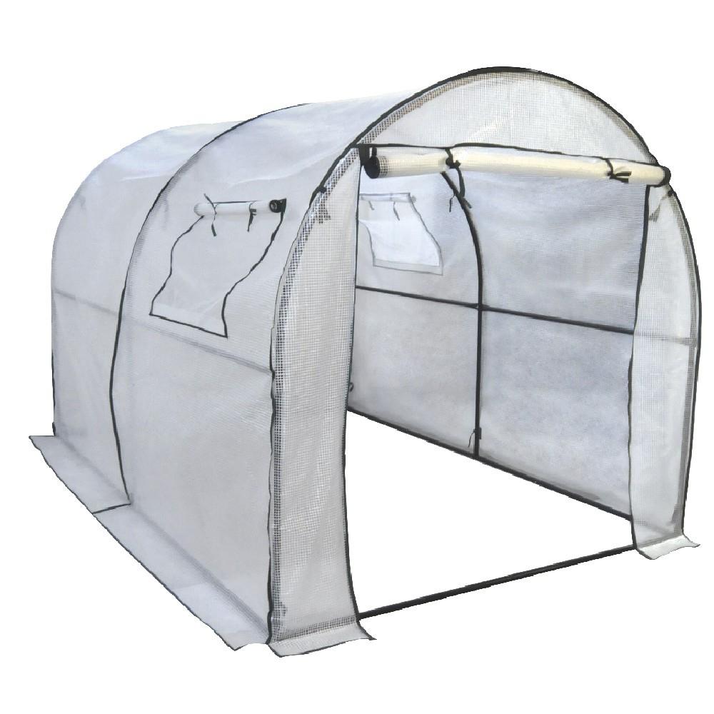 Serre Toile Opaque 6 M² intérieur Serre De Jardin 6M2