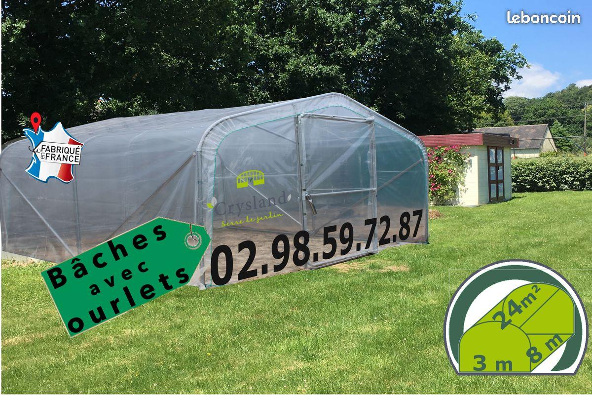 Serres De Jardin Crysland - Pro Leboncoin à Le Bon Coin Serre De Jardin