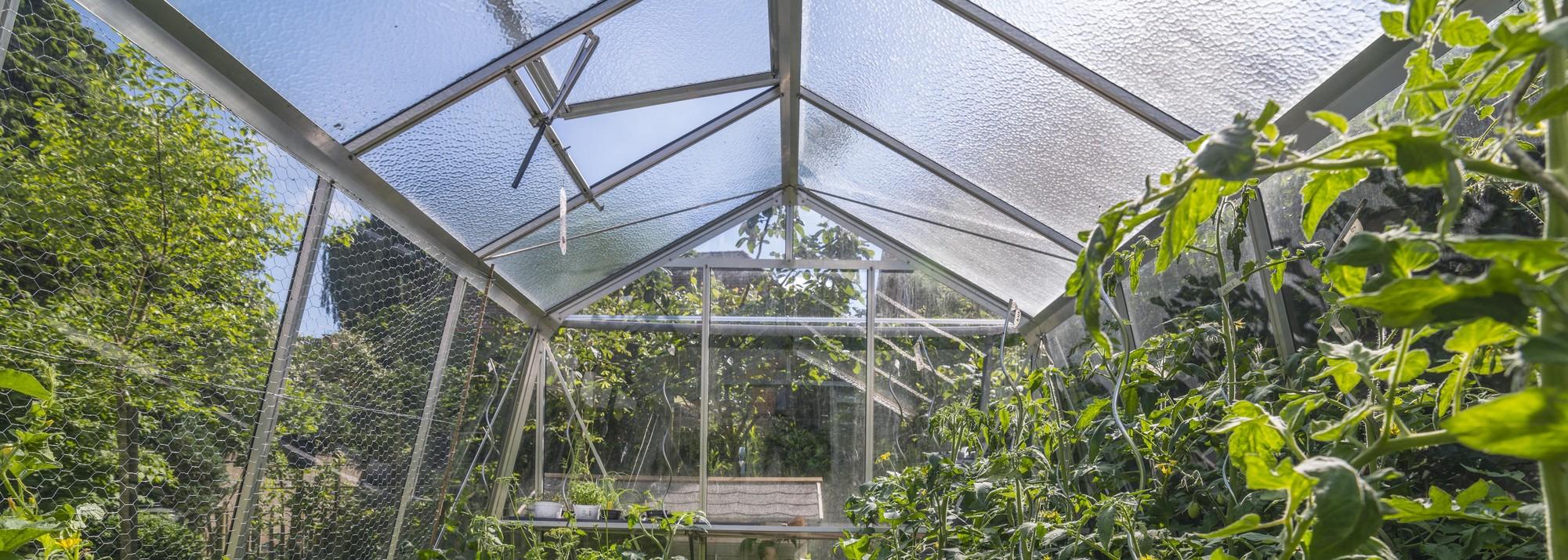 Serres : Matériel Pour Le Potager Et Potager - Botanic® destiné Fonctionnement D Une Serre De Jardin