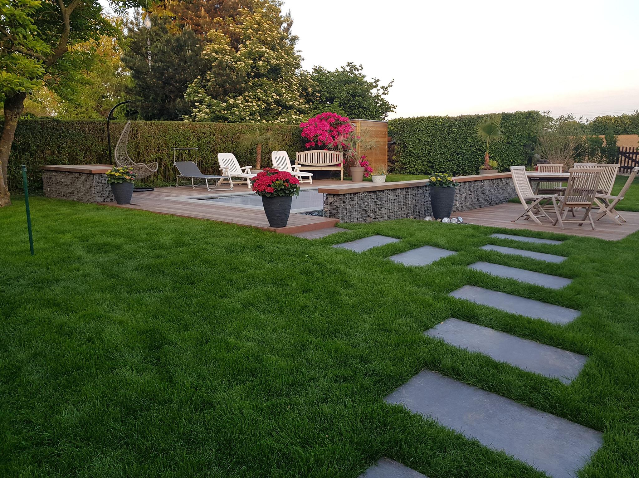 Services • Les Jardins D'alister serapportantà Aménagement Jardin Hainaut