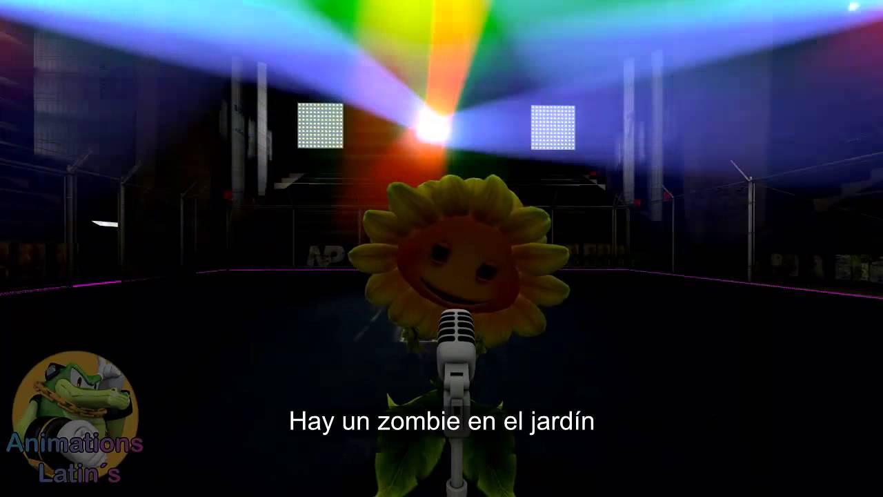 Sfm:especial 100 Subs!! 1/2 - Hay Un Zombie En El Jardin intérieur Zombie De Jardin