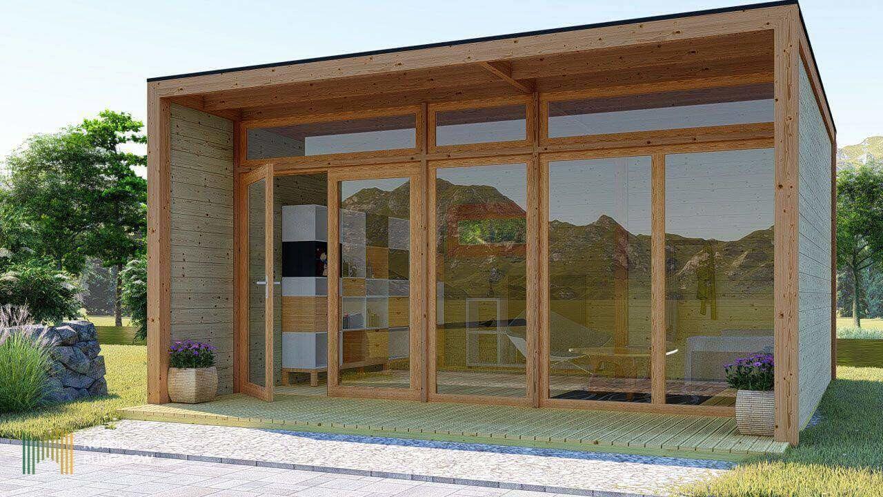 Shiny Studio 44 M tout Studio De Jardin Habitable