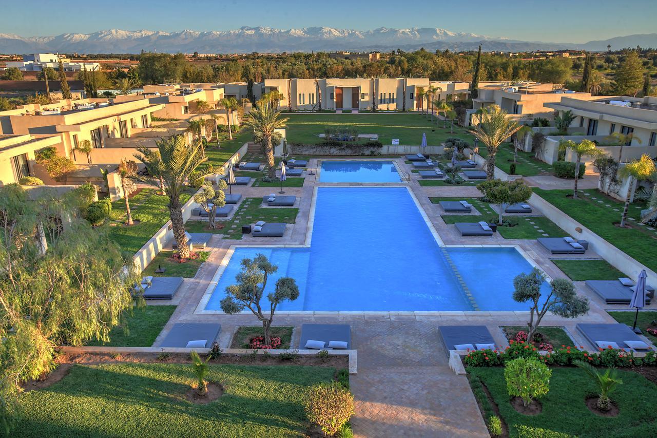 Sirayane Boutique Hotel (Fas Marakeş) - Booking serapportantà Jardin De La Koutoubia