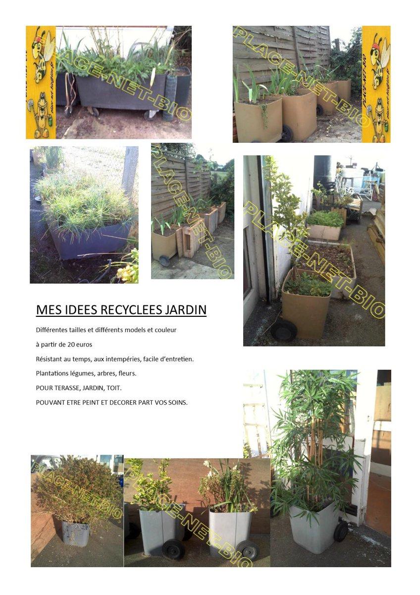 Skacha Place-Net-Bio (@skachap) | Twitter avec Idee De Plantation Pour Jardin