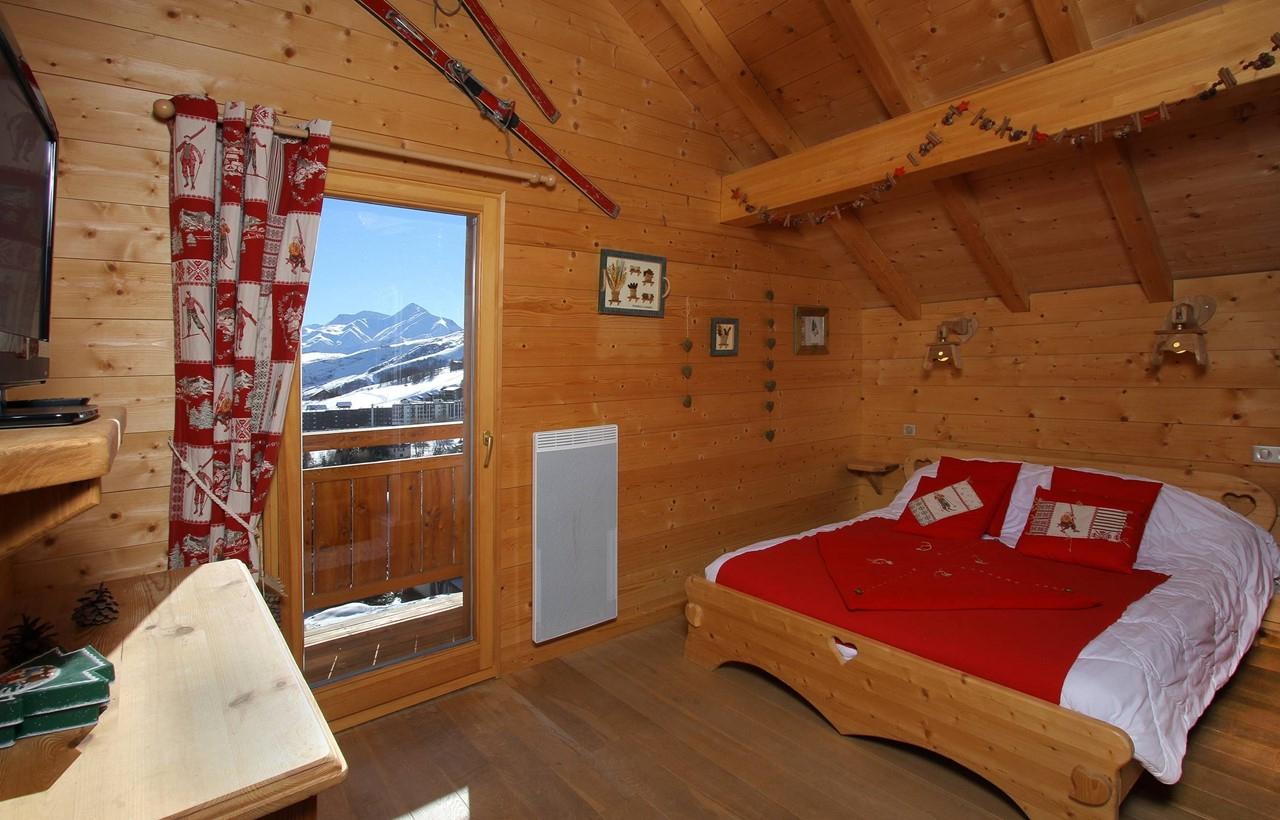 Ski Chalet Le Jardin D'hiver, La Toussuire – Odalys tout Chalet Le Jardin D Hiver La Toussuire