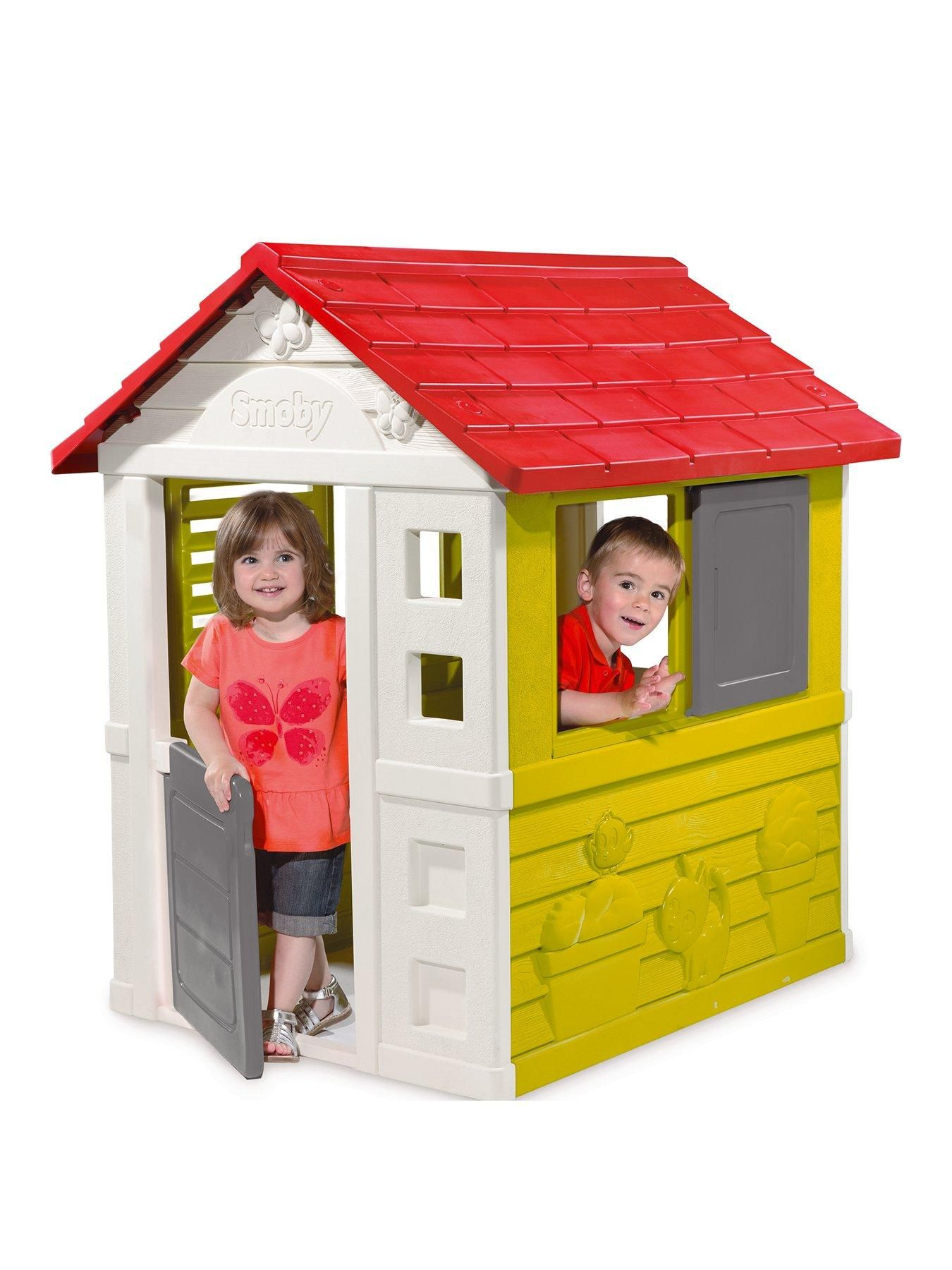 Smoby Nature Home In One Colour | Products In 2019 | Play ... tout Maison Jardin Smoby