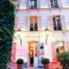 Soirée À L'hotel Particulier Montmartre | Globeshoppeuse intérieur Verriere Jardin