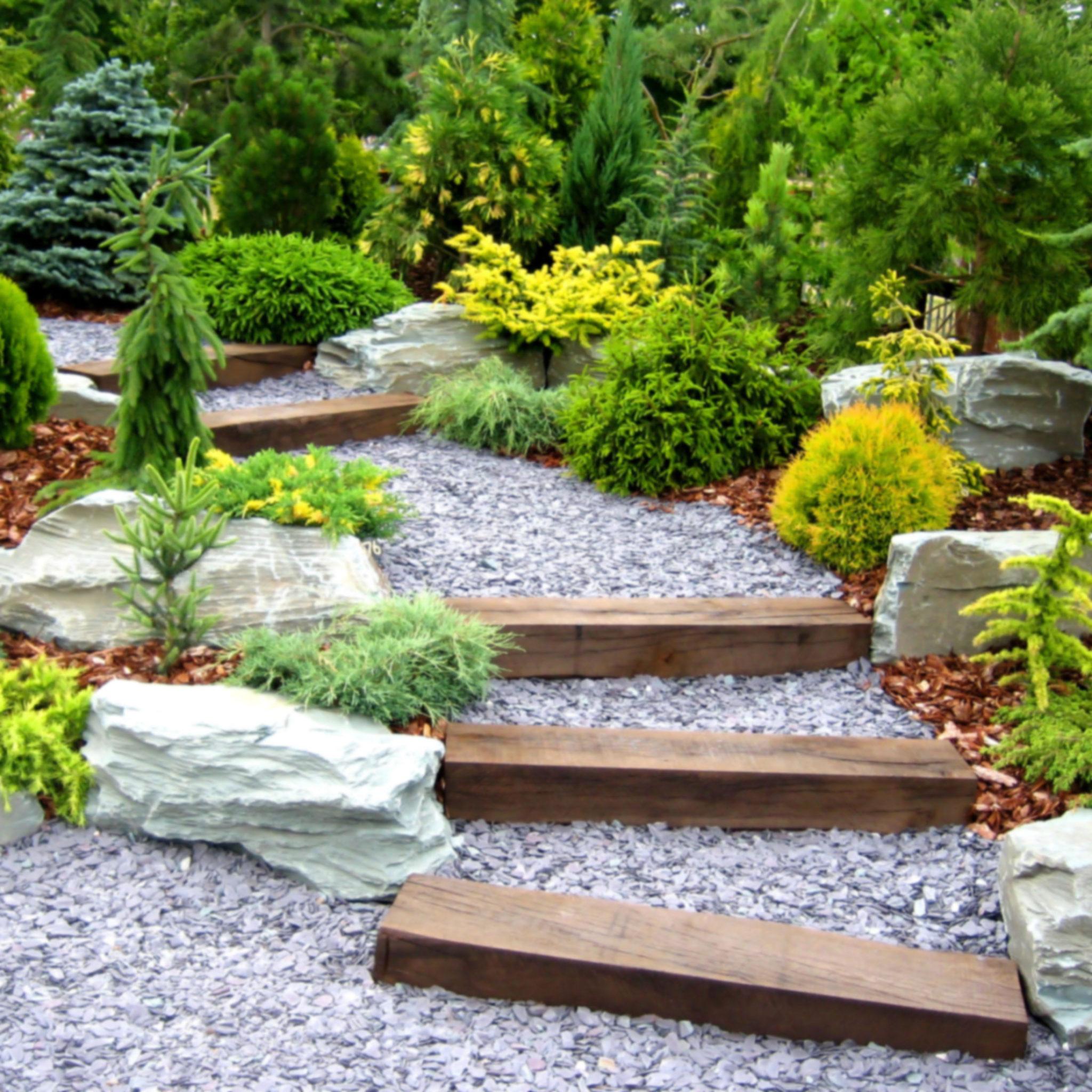 Spécialiste En Aménagement Paysager Boucherville | Jardin ... concernant Amenagement Jardin Avec Pierres