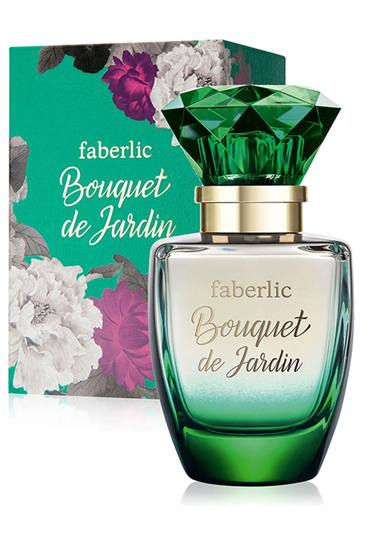Standart Faberlic Bouquet De Jardin Kadın Parfüm Edp 50 Ml. encequiconcerne Salin De Jardin